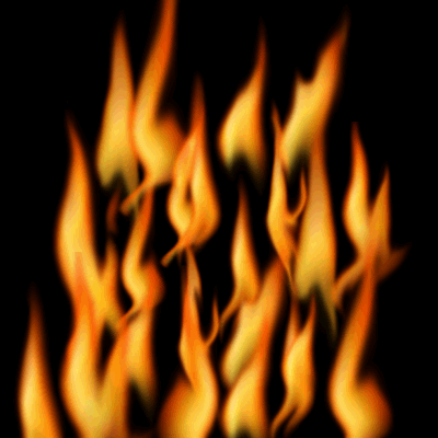 Background fire 1